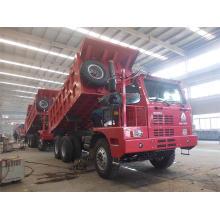 Caminhão de mineração Sinotruk HOWO 6X4 50 Toneladas (ZZ5507S3640AJ)