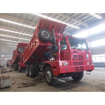 HOWO 6X4 50 Tons Sinotruk Mining Truck (ZZ5507S3640AJ)