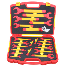 21pcs Injection insulated spanner  set