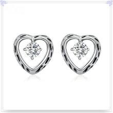 Moda jóias brinco de aço inoxidável (EE0222)