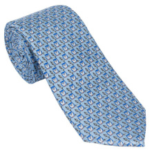 Customized exported high-end designer jacquard silk ties men neckties