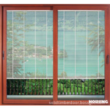 Aluminum Sliding Window And Door With Laminated Glass, With Insect Screen, Double Glazed