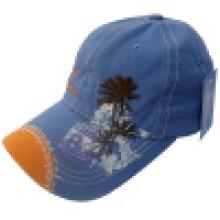 Gorra de béisbol lavada con unir Logo 13wd24