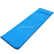 Pillow Camping Sleeping Inflating Pad Air Matelas Épaississement