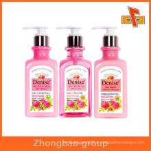 Guangzhou Lieferanten Großhandel Druck-und Verpackungsmaterial benutzerdefinierte selbstklebende Hand-Desinfektionsmittel Etikett