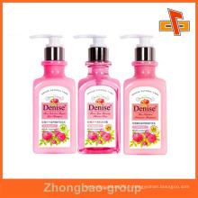 Guangzhou fournisseur d'impression et d'emballage en gros étiquette auto-adhésive personnalisée