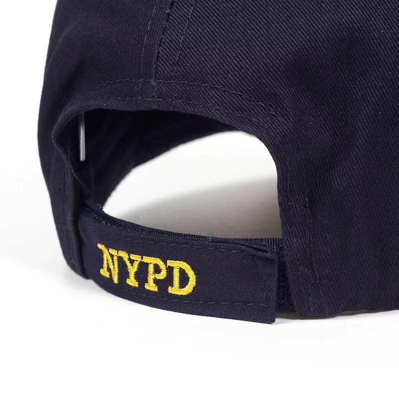 Police Baseball Cap Embroidery