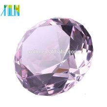 Cadeaux indiens de mariage de diamant en cristal de ROSE pour des invités / souvenirs de mariage