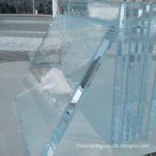Polished Low Iron Glass for Furniture