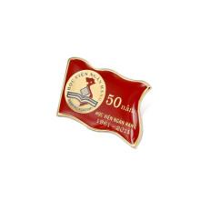 Krone-Abzeichen, kundenspezifischer Revers-Pin, nationales Abzeichen (GZHY-LP-047)