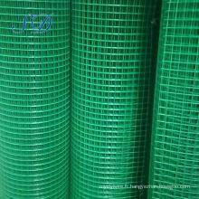 PVC enduit et chaud d'OEM Galv. Panneau de clôture de fil soudé