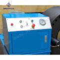 Customized 14 inch hydraulic clamping machine HT-91K