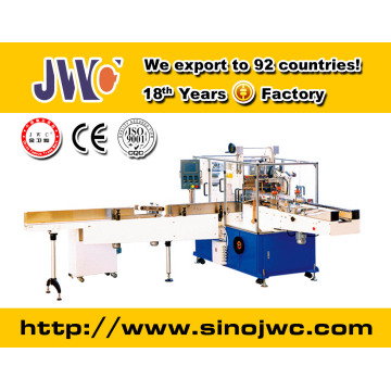 Fully-Automatic Tri-Dimensional Napkin Packing Machine