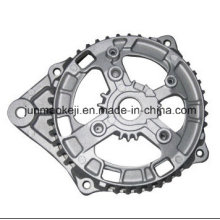 Aluminum Die Casting Chainwheel for Bicycle