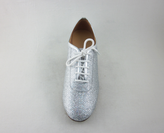 Women Silver Practice Shoes