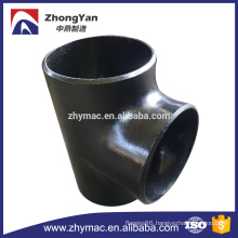 Sch 40 astm a234 wpb seamless tee type tube fitting