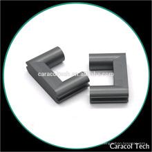 noyau magnétique d'UY de la bobine de ferrite de PC40 Mn-zinc avec la taille différente