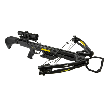SAS - CROSSBOW COMPOSTO DE AUTORIDADE