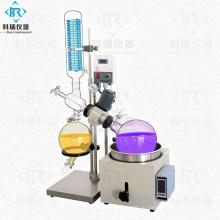 Роторный испаритель RE-501 для перегонки эфирного масла