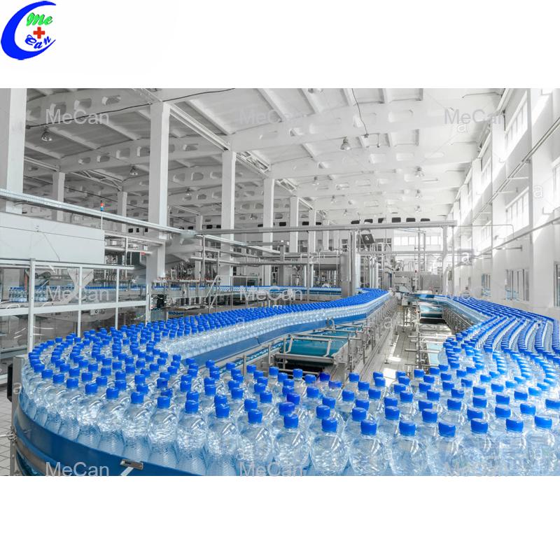 Water Filler Machine
