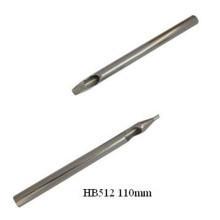 Há muito aço inoxidável tatuagem da ponta da agulha para venda Hb512