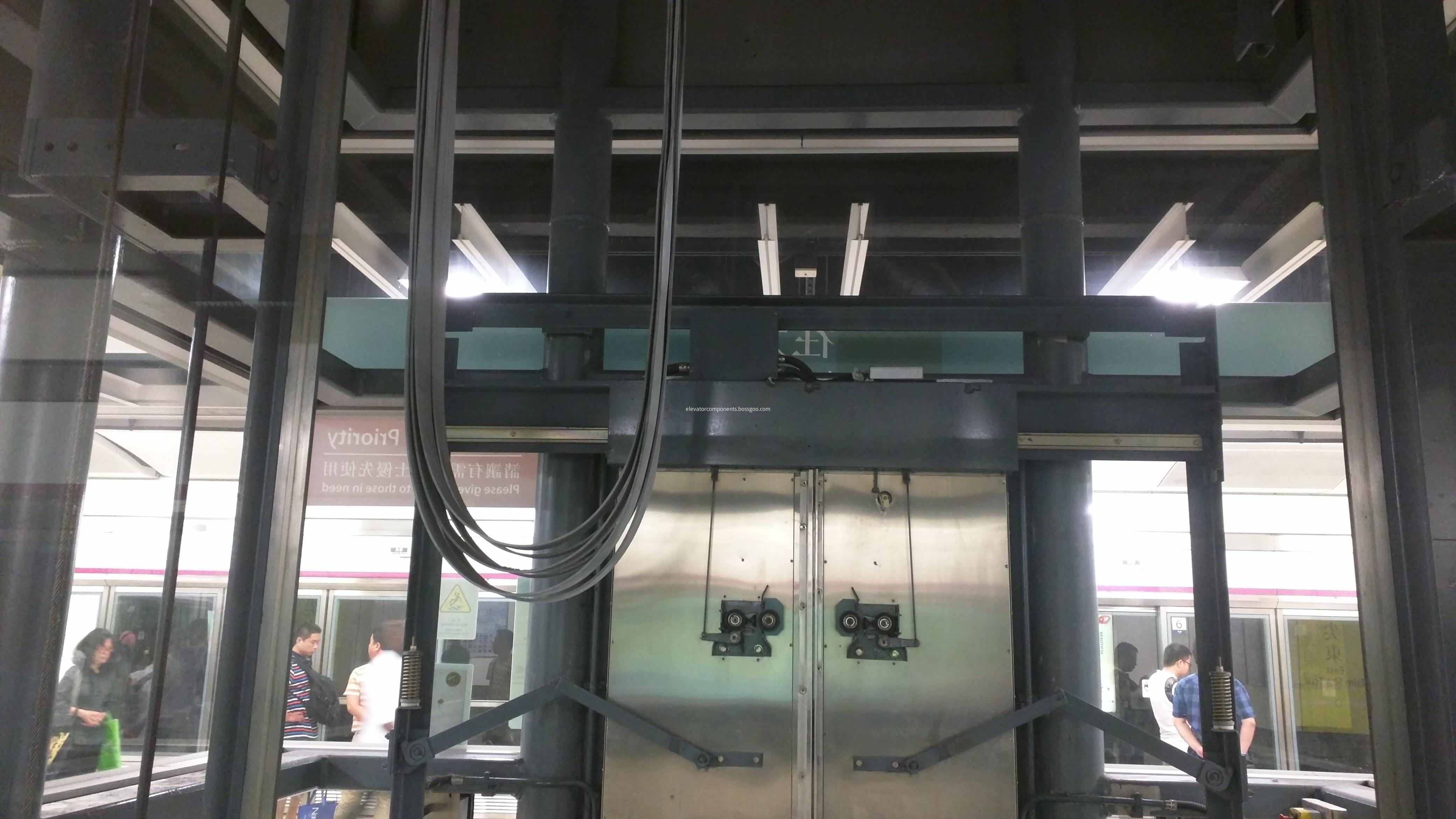 Shanghai Mitsubishi Elevator Traveling Cables