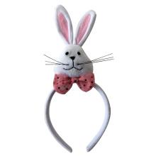Cute Easter rabbit headband and 3D Carrot headband