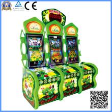 Machine de jeu à rachetage de billets à monnaie