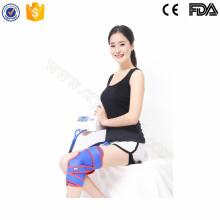 Rayon infrarouge lointain de réutilisation de thérapie de manchette de Cryo pour le traitement de blessure de genou