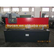 Machine de cisaillement hydraulique qc11y / qc11y-8 * 3200 machine de cisaillement hydraulique / machine de cisaillement hydraulique 3200mm