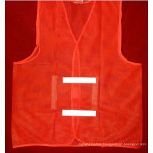 100%Polyester Knitting Fabric for Reflective Vest