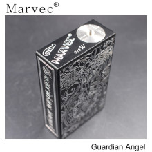 Marvec_510 Guardian Angel Meccanico Vape Box Kit Variable Voltage 2PCS 18650 Batteria Vape Box MOD Vape Logo personalizzato