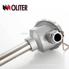 fabricants de câbles électriques boîtes de jonction électrode moteur capteur de température d'huile thermocouple résistant à l'érosion