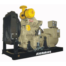 16KW diesel generator set silent generator