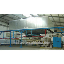 2014 alta qualidade máquina de revestimento em pó de alumínio para venda