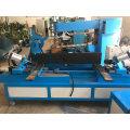 CNC Air Drive Duct Seam Lock & Folder Machine