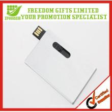 Высокое качество логотип Заказчика визитной карточки USB