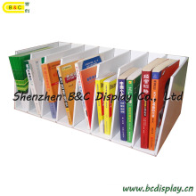 Cartón Cubbyhole, Paper Pigeonhole, Stationery, Counter Shelf (B & C-D039)