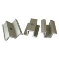 atacado de acessórios de stent solar extrusão de alumínio personalizado