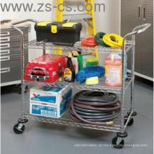 Industrial Rolling Cart / utilitário carrinho / Metal Trolley (TR481838A3)