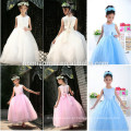 projetos de vestidos de festa de bebê menina vestido