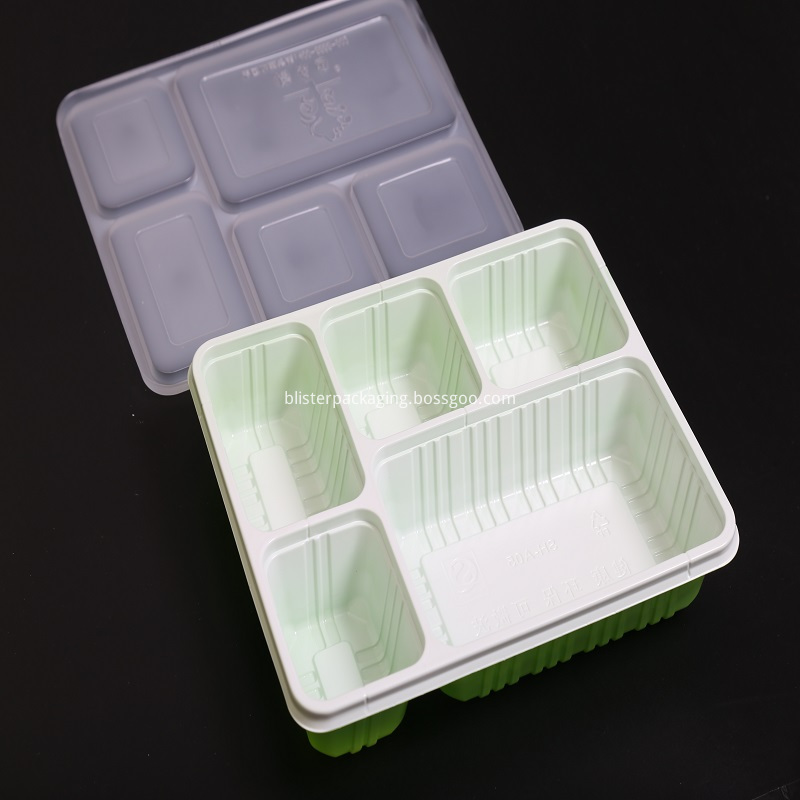 5 compartment takeaway box