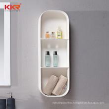 Solid Surface wall hange Bathroom Shelves
