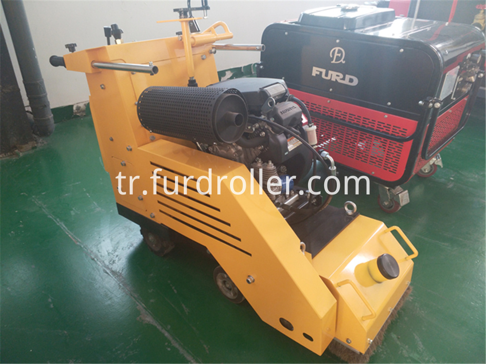 FYCB-300 Small Road Milling Machine