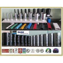 """Tubería de acero de andamios de 48,3 mm suministro a JIS, KS, BS, ASTM, AS y otros tubos de acero / tubo de 1/2 """"a 8"""""""