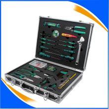 Aluminium cold bent body tool case
