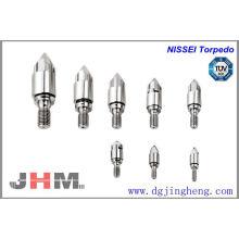 Nissei Fn6000 D62 Torpedo Set für Schraubstange