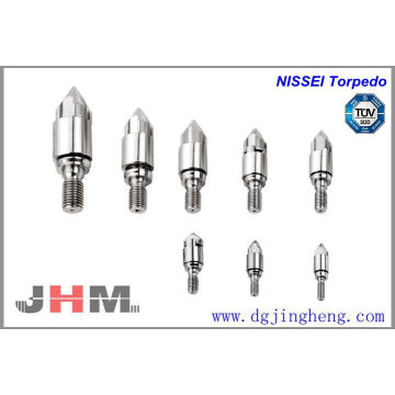 Nissei PS60e9a D28 Torpedo Set for Screw Barrel