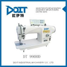 DT9900D Direto Drive Computadorizado de Alta Velocidade Única-agulha Máquina de Costura Industrial Auto numeração Lockstitch