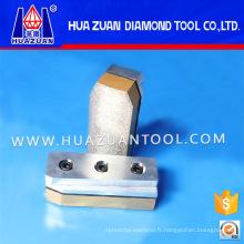 Bloc de meulage de diamant de granit de vente chaude avec le prix raisonnable